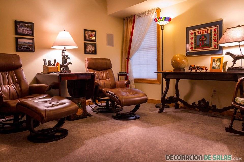 sillones de relax para decoración clásica