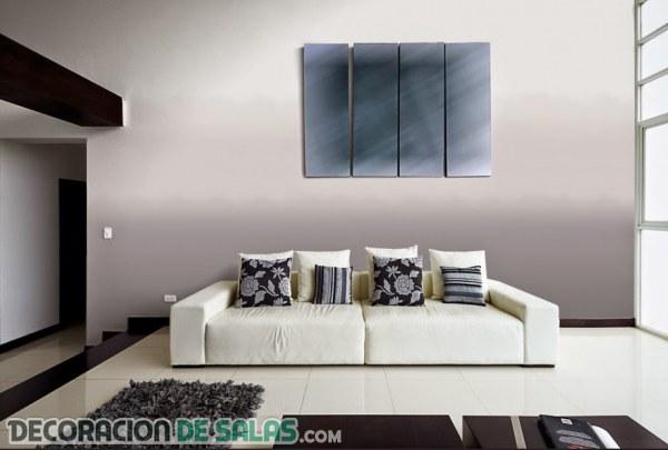 Ventajas de los sofás en color claro