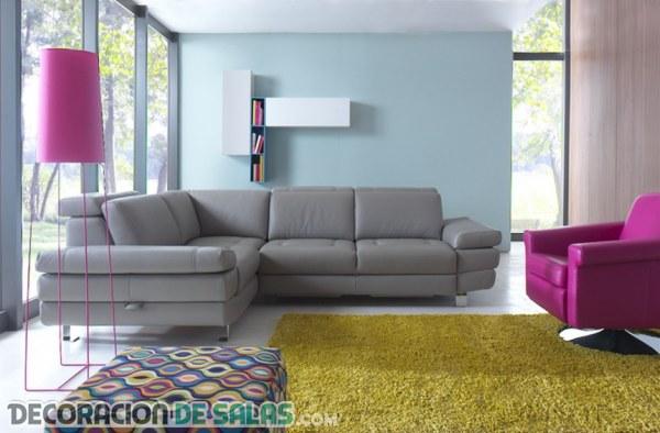 Los mejores colores para tu sofá