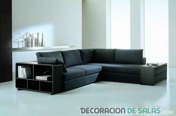 7 sof s modernos elegantes y c modos for Modelos de sofas comodos
