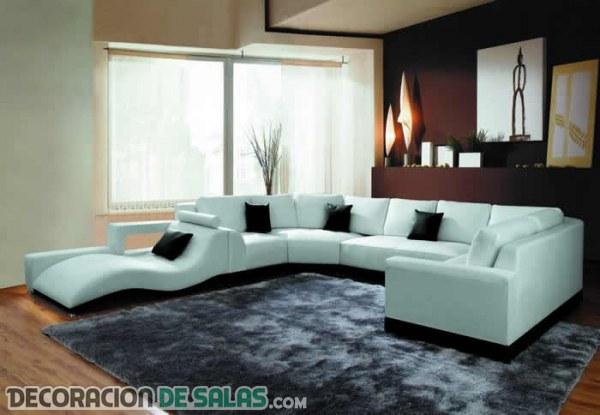 7 sof s modernos elegantes y c modos - Sofas comodos y modernos ...