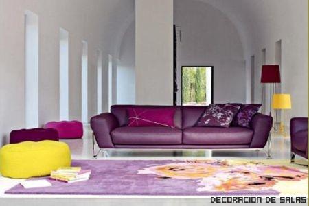 Sof s de colores - Colores de sofas ...