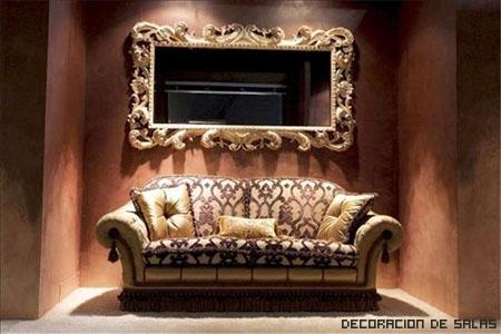sofá pasillo