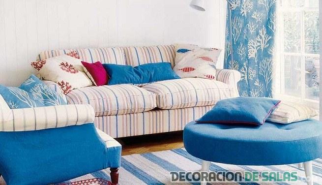Telas para tapizar los sof s del sal n - Telas de tapicerias para sofas ...