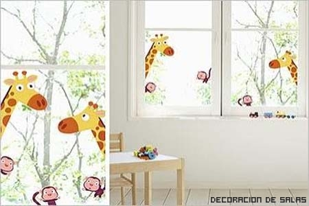 sitckers ventana