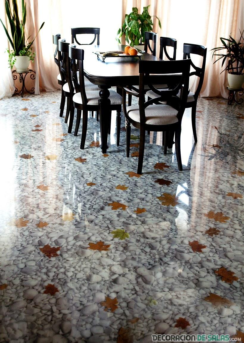 suelos en 3d para tu hogar