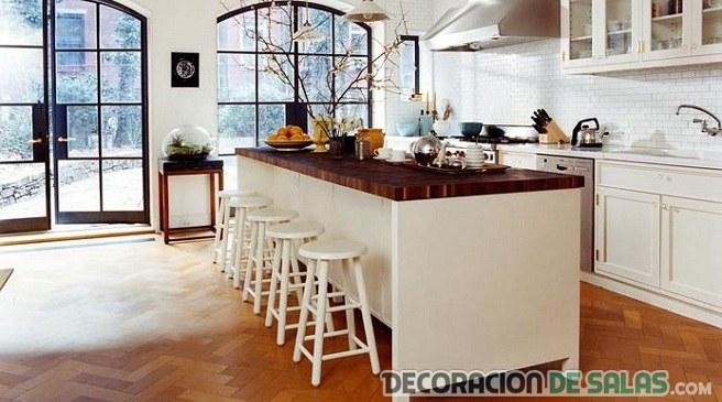 Tipos de suelo para la cocina - Suelo de cocina ...