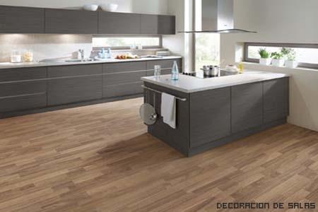 Repara suelos de madera - Suelos de cocina ...
