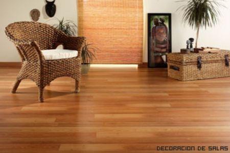 Tipos de suelo para cada estancia - Colocar suelo laminado ...