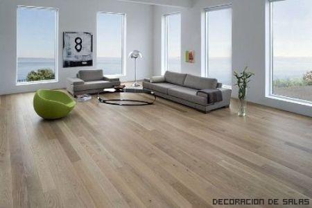 Tipos de suelo para cada estancia for Suelos para casas