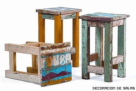 Muebles africanos de artlantique for Muebles africa