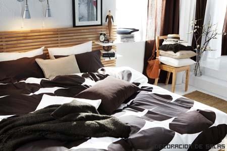 textiles del dormitorio