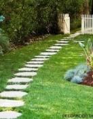 Decora tu jardín con piedras