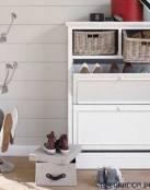 Ideas para la organización de los zapatos