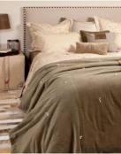 Dormitorios con decoración otoñal