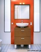 Muebles para lavabos de pie
