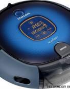 Robot de limpieza Samsung