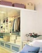 Vestidores para espacios pequeños