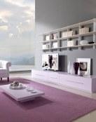 El lila también acompaña nuestros salones