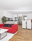 Apartamentos sencillos y acogedores