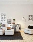 Un apartamento de estilo nórdico