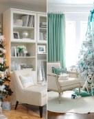 Salones decorados para Navidad