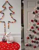 Árboles de navidad muy originales