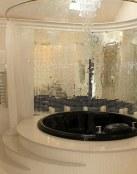 5 baños con mucho glamour