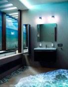Baños increíbles con suelos 3D