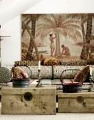 Pon un baúl en tu decoración de interiores
