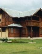 3 casas de madera prefabricadas