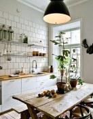 Cocinas con cierto aire hipster