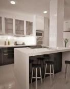 Nuevas cocinas donde el color negro es protagonista