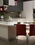Descubre estos ejemplos de cocinas modernas