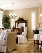 Salón, cocina y comedor en la misma habitación