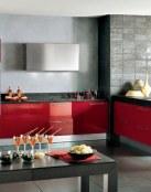 Un toque rojo para tu cocina