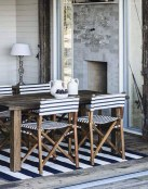 Decoración con estilo playera para tu hogar