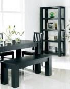Muebles en color negro, estilo para tu hogar