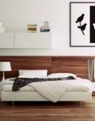 Formas prácticas de ahorrar espacio en el dormitorio