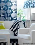 Cómo elegir los textiles en nuestra decoración