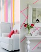 Decora tu hogar con washi tape