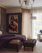 Dormitorios con rincones para lectura