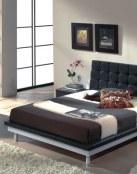 Dormitorios en color negro, elegancia y comodidad