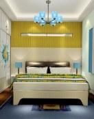 Preciosos dormitorios cálidos y acogedores
