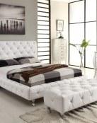 Dormitorios de matrimonio en colores neutros
