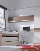 Dormitorios juveniles en colores neutros