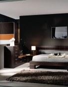 Dormitorios con decoración de estilo masculino