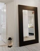 Decoración con espejos de pie
