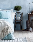 Inspírate con los dormitorios H&M