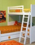 Ideas para las habitaciones compartidas